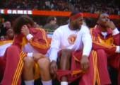 Furzender Basketballspieler