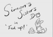 Simon's Sister's Dog