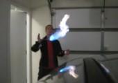 Handflammenwerfer