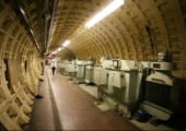 London: 100 feet under - ein Tunnelblick
