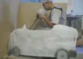 Amateur Airbag Test