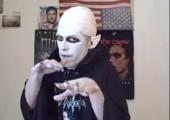 Nosferatu tanzt zu Poker Face