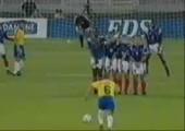 Roberto Carlos Torschuss