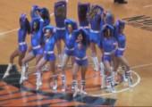 New York Knicks Cheerleader