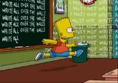 Krasser Simpsons Vorspann