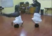 Die Breakdance Zwillinge