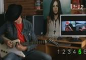 Rennsounds auf der Gitarre