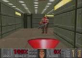 Vuvuzela Waffe in Doom 2