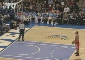 Schwule Freiwürfe beim Basketball