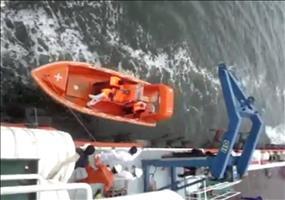 Einmal mit Profis - Boot zu Wasser lassen