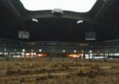 360 Grad Ansicht - Dallas Cowboys Stadion Sprengung