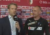 Holger Stanislawski über Tom Starke