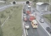 Verrückte Autobahnaufnahmen