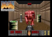 Doom Remastered - Photoshop Skills