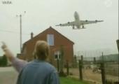 Tieffliegende Flugzeuge
