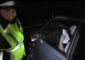 Die Polizei in Russland kennt keinen Spaß