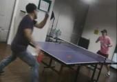Das epischste Tischtennismatch in der Geschichte