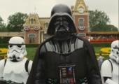 Darth Vader im Disneyland