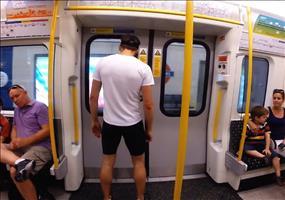Wettrennen gegen die Ubahn