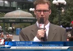 Die Risiken einer Live-Reportage