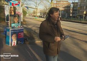 Neulich am AfD Wahlstand