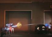 Lichtkrieg - StopMotion