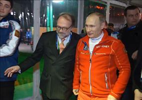 Putin der Menschenfreund
