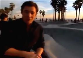 Gefährliche Berichterstattung aus einem Skaterpark