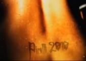 Making of Pirelli-Kalender 2010