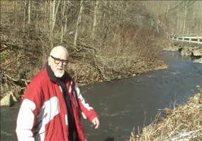 Kleiner Report vom reissenden Fluß