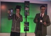 Kleine Magicshow mit dem neuen iPad