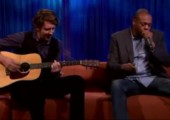 Michael Winslow macht Led Zeppelin