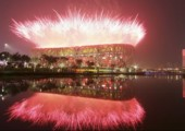 Eröffnungsfeier Olympia Beijing 2008