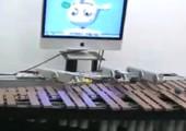 Roboter Band