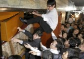 Chaos im koreanischen Parlament