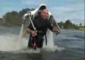 Wasser Jet-Pack