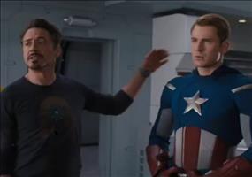 Kleine behinderte Avengers Synchro