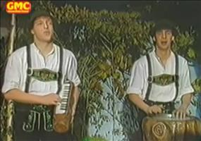 Die Woodys - Fichtls Lied - Behind the scenes - Ohne Musik