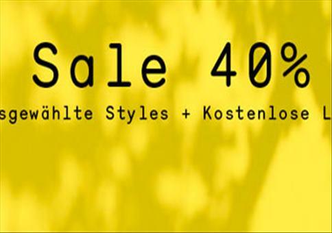 Bench: Summer Sale mit bis zu 40% Rabatt