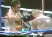 Tyson Fury boxt sich selber