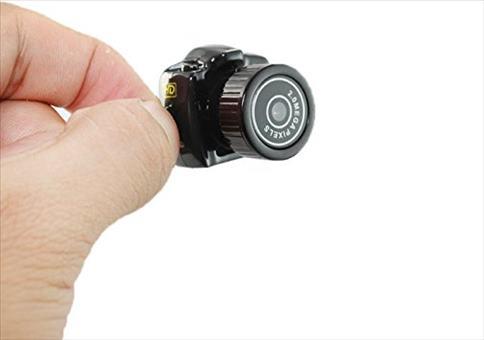 Kleinste Spiegelreflexkamera der Welt