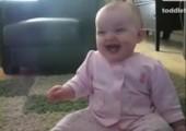 Lustige Babylache