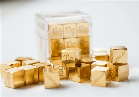 0,5g Gold (ca. 17€) geschenkt