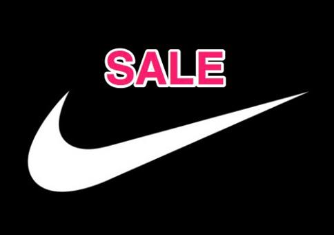 Nike Kracher: 50% Sale!