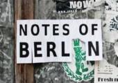 Notes of Berlin