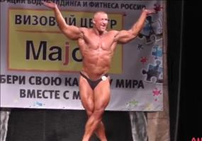 Bodybuilding in Russland
