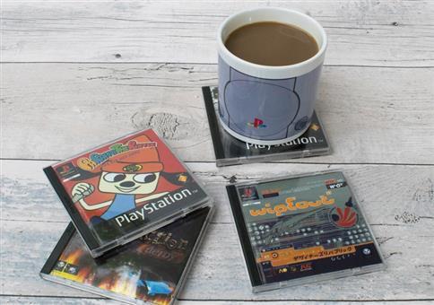 Playstation 1 Classic Untersetzer