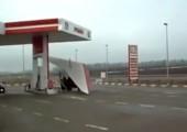 Nicht nur Autos tanken an der Tankstelle
