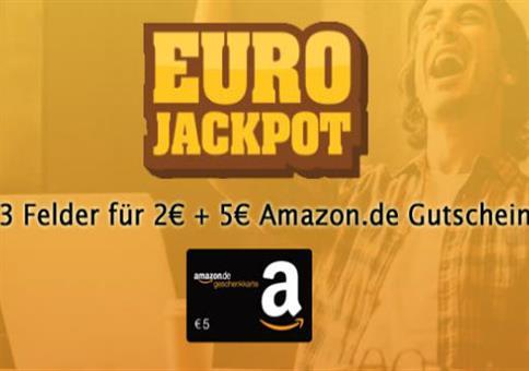 Effektiv gratis: 3x Eurojackpot + 3€ garantierter Gewinn