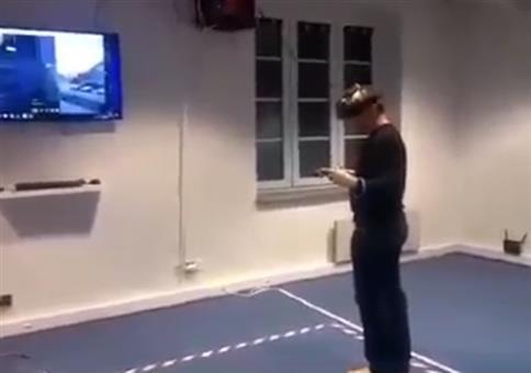 Neu in der virtuellen Realität